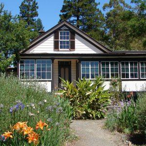 Jack London's Cottage